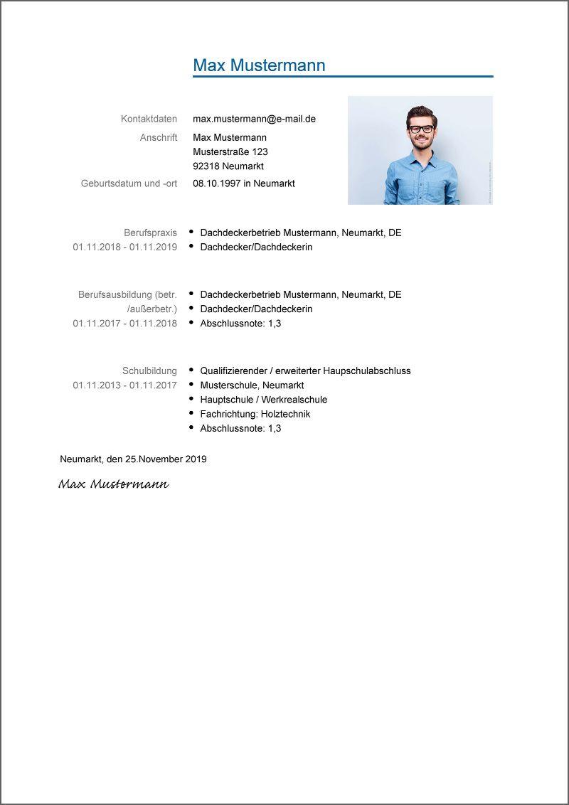 Online Tool Nr 1318 Bewerbungsgenerator 15